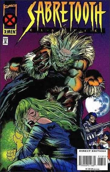 Sabretooth Classic 13-A by Marvel