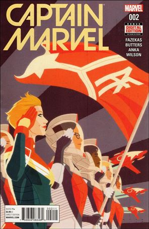 Captain Marvel (2016) 2-A