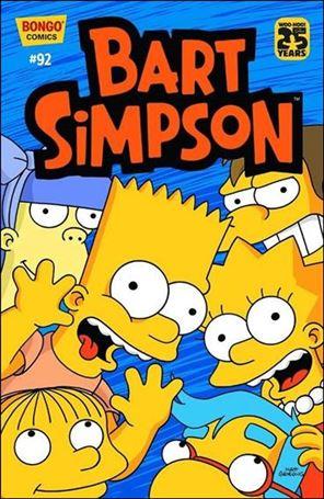 Simpsons Comics Presents Bart Simpson 92-A