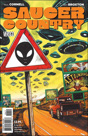 Saucer Country 6-A by Vertigo