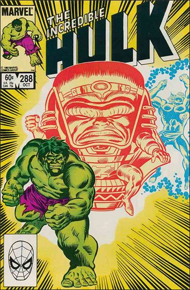 Incredible Hulk (1968) 288-A by Marvel