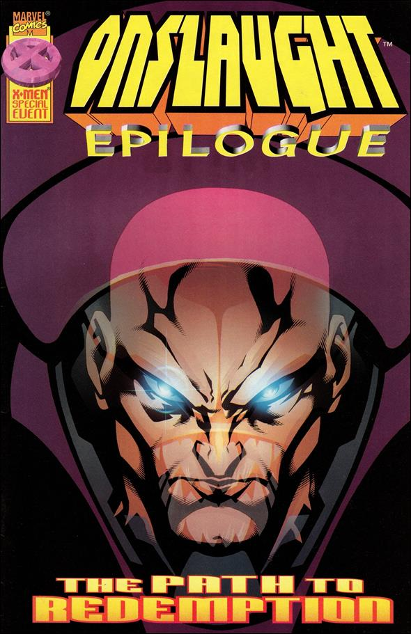 Onslaught: Epilogue nn-A by Marvel