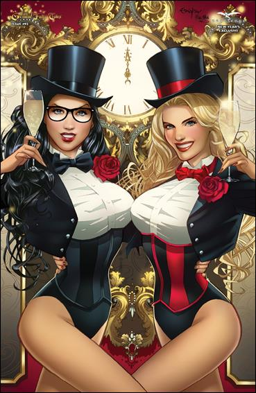 Grimm Fairy Tales 92-D by Zenescope Entertainment