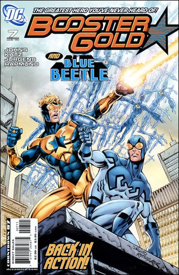 Booster Gold (2007) 7-A by DC