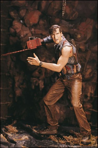 Movie Maniacs (Series 3) Ash (Army of Darkness) by McFarlane Toys