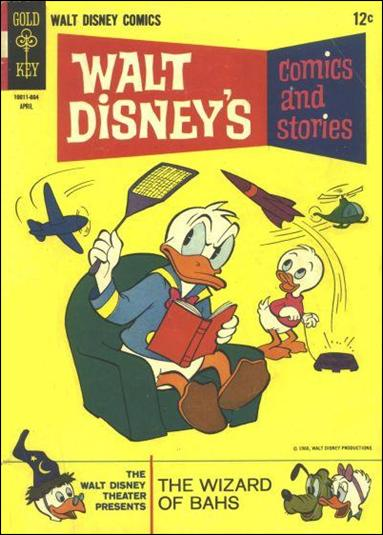 Walt Disney's Comics and Stories (1940) 307-A by Dell