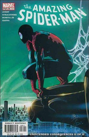 Amazing Spider-Man (1999) 56-A
