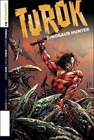 Turok: Dinosaur Hunter (2014) 12-A