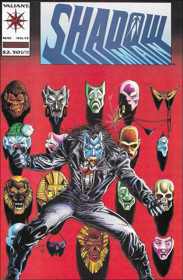 Shadowman (1992) 13-A by Valiant