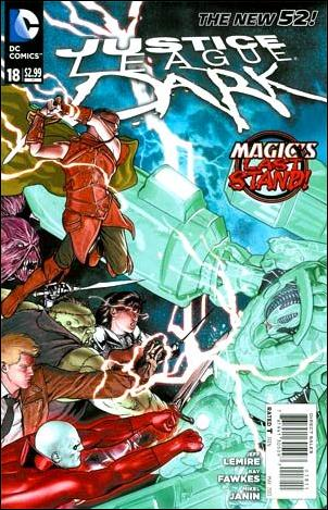 Justice League Dark 18-A by DC