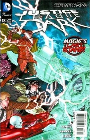 Justice League Dark 18-A