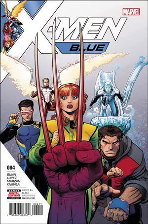 X-Men: Blue 4-A