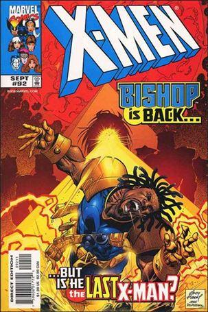 X-Men (1991) 92-A