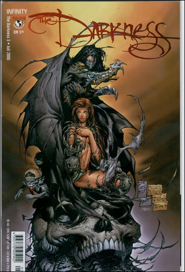 Darkness (1996) 5-C by Top Cow