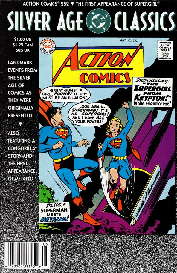 DC Silver Age Classics Action Comics 252-A by DC