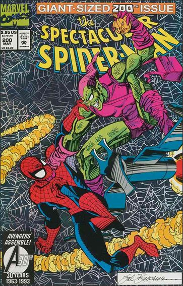 Spectacular Spider-Man (1976) 200-A by Marvel