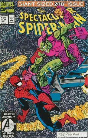 Spectacular Spider-Man (1976) 200-A