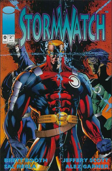 StormWatch (1993) 0-B by Image