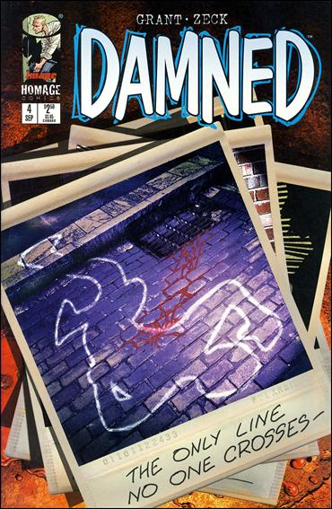 Damned (1997) 4-A by Image