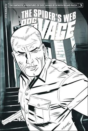 Doc Savage: The Spider's Web 3-B