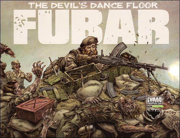 FUBAR: The Devil's Dance Floor nn-A by FUBAR Press