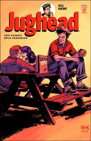 Jughead (2015) 2-D