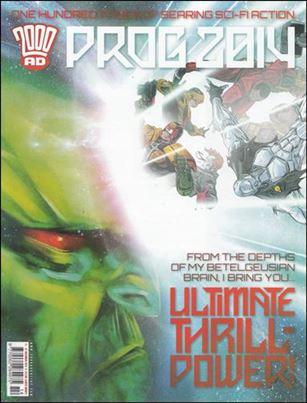 2000 A.D. Prog 2014-A