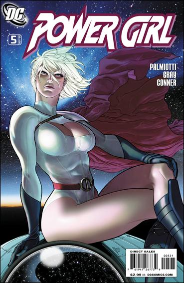 Power Girl (2009) 5-B by DC