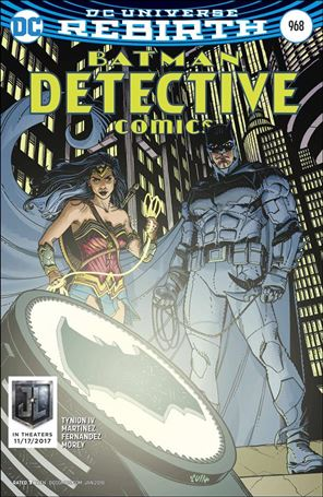 Detective Comics (1937) 968-B