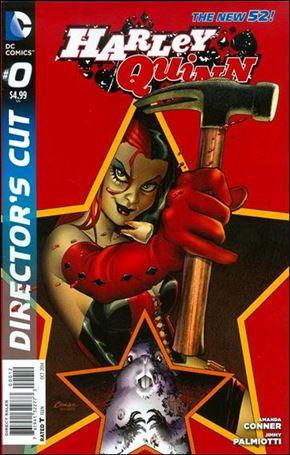 Harley Quinn (2014) 0-F
