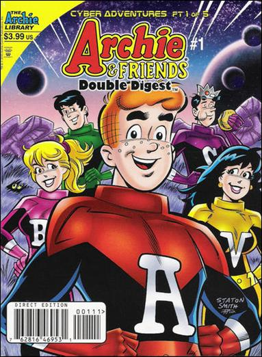 Archie & Friends Double Digest Magazine 1-A by Archie