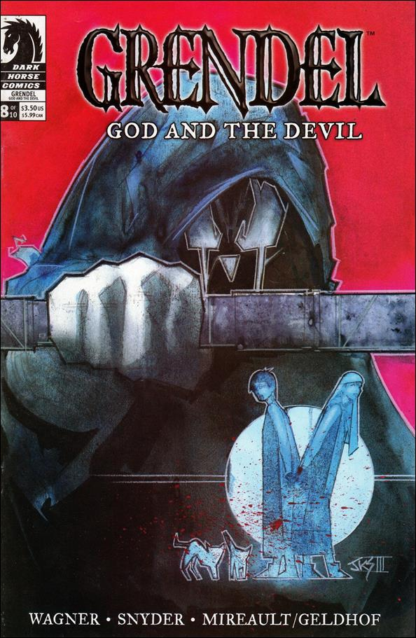 Grendel: God and the Devil 8-A by Dark Horse