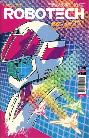 Robotech Remix 2-C