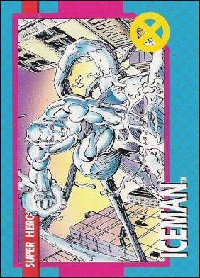 X-Men: Series 1 (Base Set) 4-A by Impel