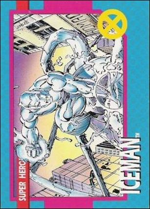 X-Men: Series 1 (Base Set) 4-A