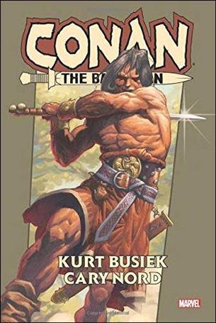Conan the Barbarian by Kurt Busiek Omnibus nn-A