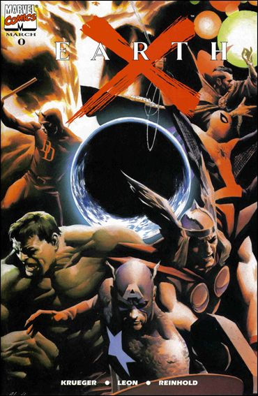 Earth X (1999) 0-B by Marvel