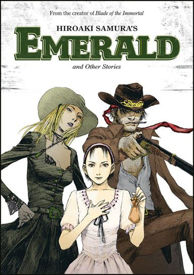 Hiroaki Samura's Emerald and Other Stories nn-A by Dark Horse