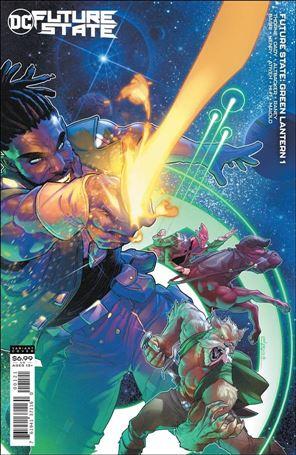 Future State: Green Lantern 1-B