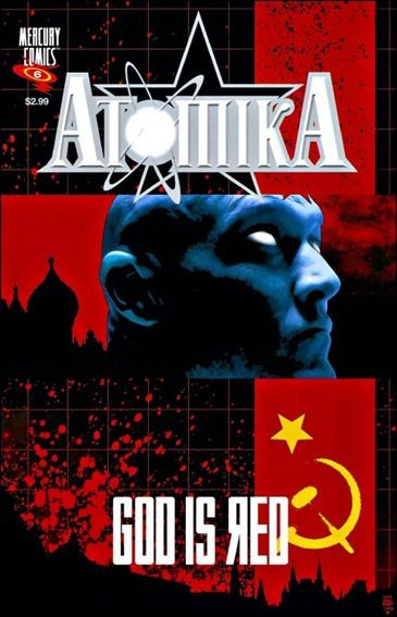 Atomika 6-A by Mercury Comics