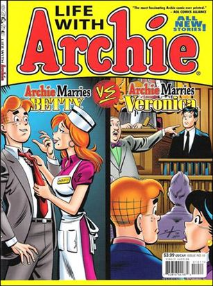 Life with Archie (2010) 10-A