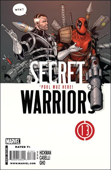 Secret Warriors (2009) 13-B by Marvel