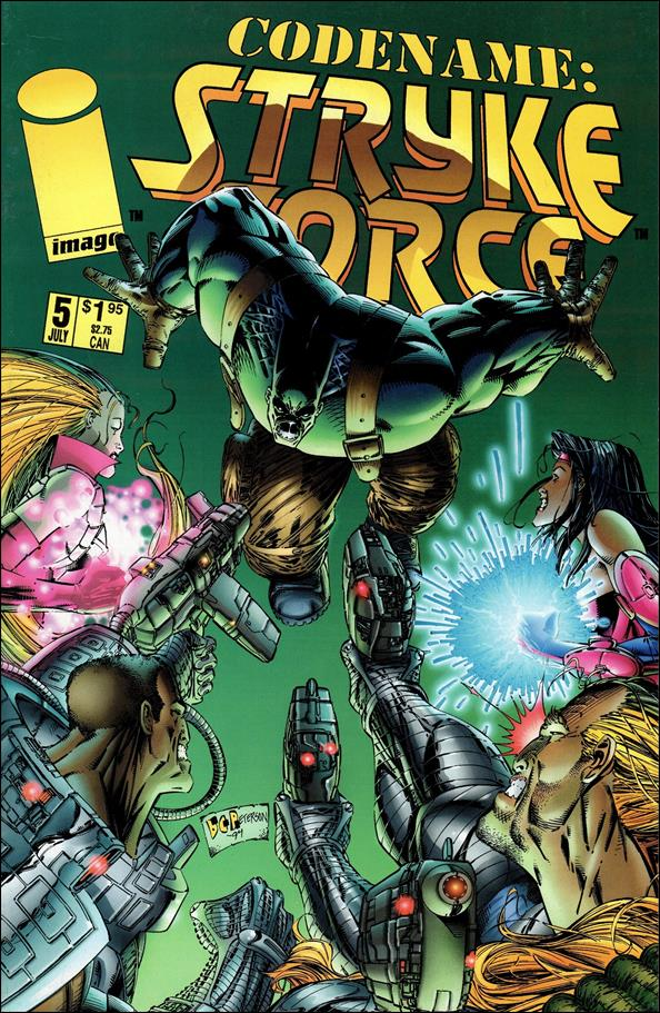 Codename: Stryke Force 5-A by Image