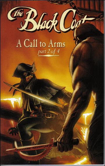 Black Coat: A Call to Arms 2-A by Ape Entertainment