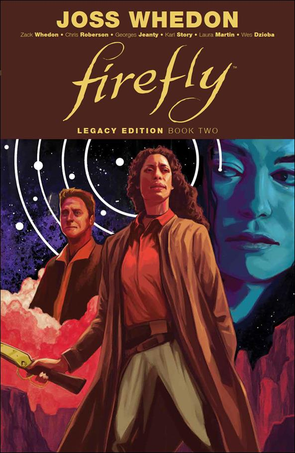 Firefly: Legacy Edition 2-A by Boom! Studios