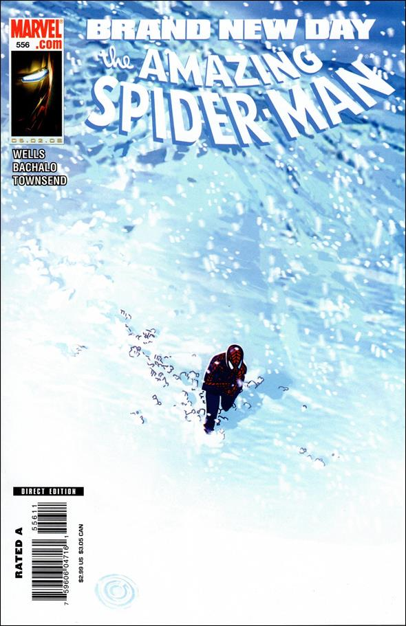 Amazing Spider-Man (1963) 556-A by Marvel