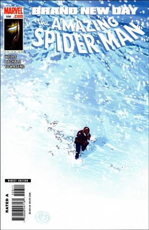 Amazing Spider-Man (1963) 556-A
