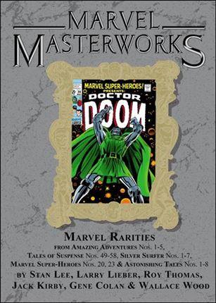 Marvel Masterworks: Marvel Rarities 1-B