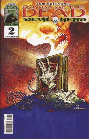 Books of the Dead: Devilhead 2-A