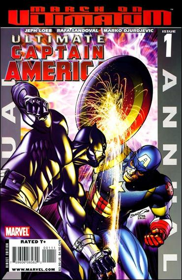 Ultimate Captain America Annual 1-A by Marvel